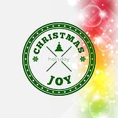 Christmas Joy background
