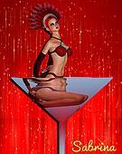 Sabrina's Martini