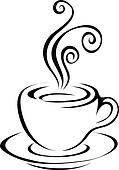 Line art coffee 5