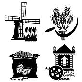 mill icons