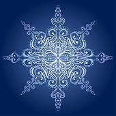 Ornamental snowflake