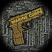Marine Corps Represents Amphibious Warfare And Navy