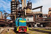 Metallurgical works