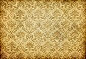 old damask wallpaper