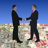 meeting on dollars and yuan