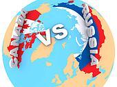Russia vs Canada ice hockey