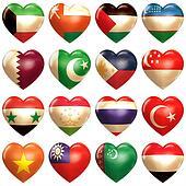 Asian Hearts