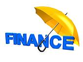 Finance umbrella