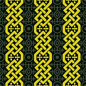 Vector Seamless Celtic Pattern