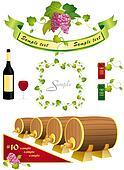 Vine elements