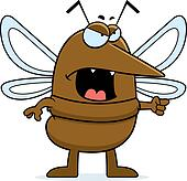 Angry Mosquito