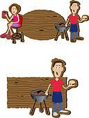 BBQ Signs