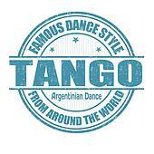 Tango stamp