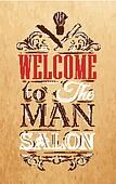 Poster Barbershop