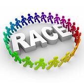 Race - Runners Around World
