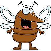 Mosquito Smiling