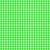 Green Polka Dot pattern background