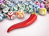 gambling, lotto game
