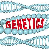 Genetics - Word in DNA