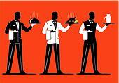 Waiter Parade 1