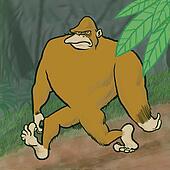 Bigfoot 001