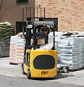 Hydraulic Forklift loader