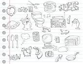 Doodle set 2