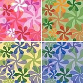 Mod Pattern in 4 Colorways