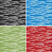 Speed Pattern in 4 Colors