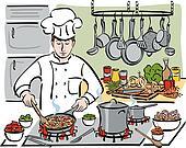 The Consummate Chef