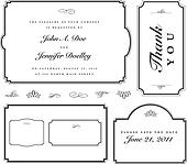 Vector Simple Matching Frame Set