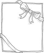 Bow doodle