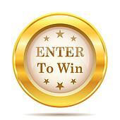 enter to win icon - photo #5