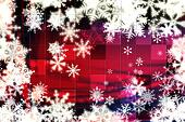 Winter background for your design