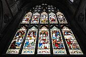 Cathedral Stain Glass