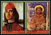 "Lotto ""Man"" and Cimbali ""St Fracis"""