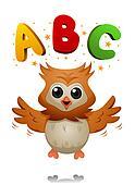 ABC Owl