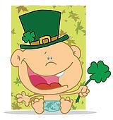 Baby St Patrick\'s Day Boy