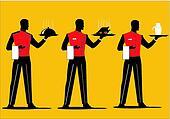 Waiter Parade 4