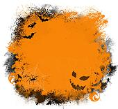 Halloween Grunge Background