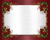 Christmas border classic