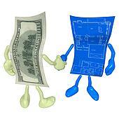 Money Home Construction Blueprint H