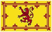 Royal Scottish flag or Standard