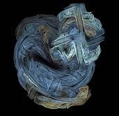 fractal knot