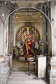 Avalokite?vara Thousand Arms Hindu Goddess