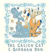 Calico Cat & Ghingman Dog, Vector