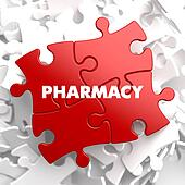 Pharmacy on Red Puzzles.