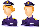 Police Avatars