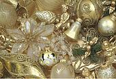 Texture Christmas gold