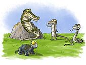Reptile meeting